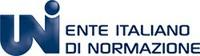 Logo UNI Ente Italiano di Normazione