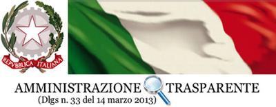 Logo Sezione Amministrazione Trasparente