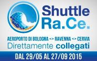 Logo iniziativa shuttle race