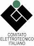 Logo CEI - Comitato Elettrotecnico Italiano