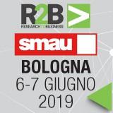 6-7 Giugno R2B - Research to Business 2019