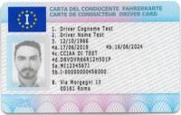 CARTE TACHIGRAFICHE: MORATORIA PER GUIDA SENZA CARTA DEL CONDUCENTE