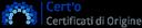 INCONTRI FORMATIVI SUL PROGRAMMA CERT'O' PER LA RICHIESTA ON-LINE DEL CERTIFICATO DI ORIGINE
