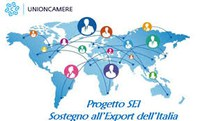 Progetto SEI - Sostegno all'Export dell'Italia